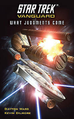 Star Trek Vanguard: What Judgments Come, Book, New Paperback