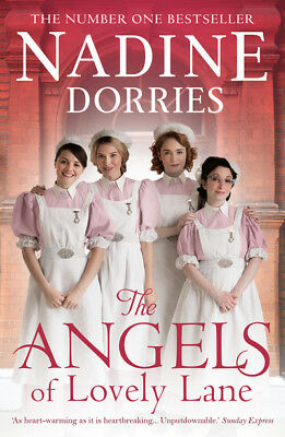 The angels of Lovely Lane by Nadine Dorries (Paperback)