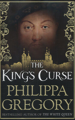 The cousins' war: The king's curse by Philippa Gregory (Hardback)
