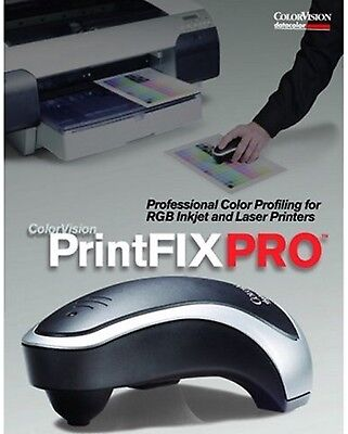 Professional Color Profiling for RGB Inkjet and Laser Printers