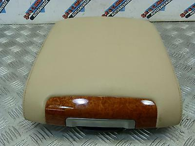2015 Toyota Landcruiser Centre Console Armrest Cooler Box Lid Orchid Brown