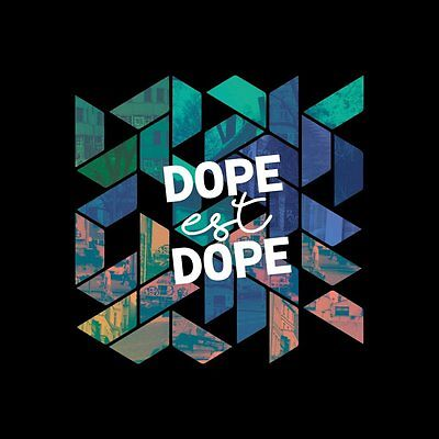 "Dope est Dope EP (Limited Edition Colored) Vinyl 12"" EP NEU Dezi-Belle"