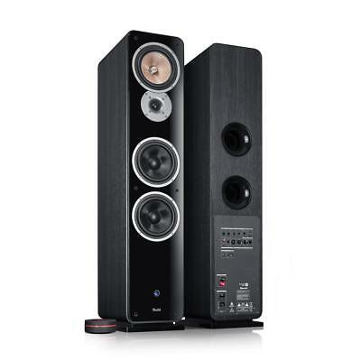 teufel stereo lautsprecher ultima 60 np 449 eur 189 00 picclick de. Black Bedroom Furniture Sets. Home Design Ideas