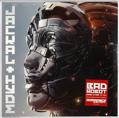 "Jackal & Hyde - Bad Robot (Black Vinyl) 12"" NEU 0352756"