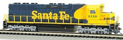 Bachmann 66454 N Santa Fe EMD SD45 with Sound & DCC #5320