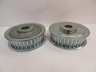 (2) New No Name Pulley Crante Unkeyed Timing Pulley Sheave Htd 33-8M-20 17Mm Id