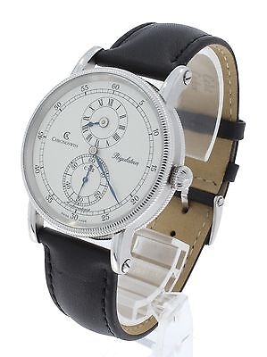 Chronoswiss Regulateur Armband Uhr In Stahl Ref Ch1223
