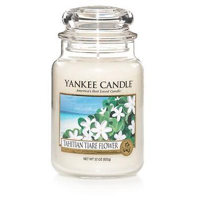 Yankee Candle Tahitian Tiare Flower Large Jar Scented Candle
