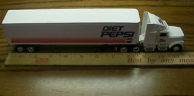 Diet Pepsi Toy 18 wheeler truck New,made in USA
