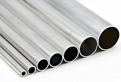 ERW Round Mild Steel TUBE Pipe 9 Ø Diameters Bandsaw Cut Lengths Trade Supplier