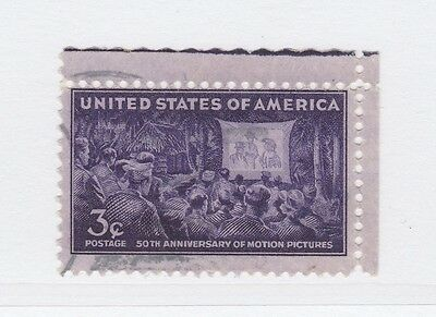 A3P18 United States 1944 3c used #57