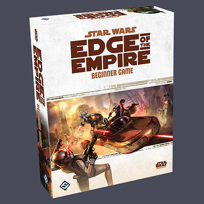 Star Wars Role Playing Game - Edge Of The Empire Beginner Game