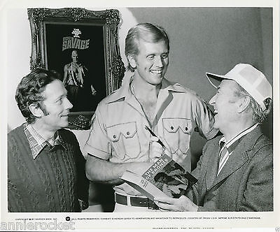 "Ron Ely-Doc Savage The Man of Bronze-Warner Bros.8"" x 10"" B & W Photo-#76-1975"