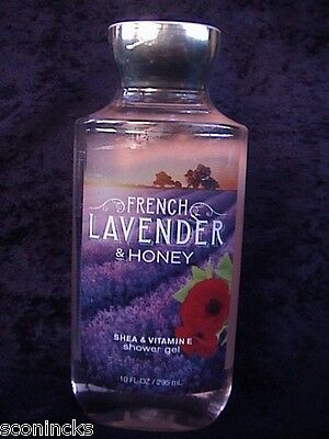 Bath & Body Works Douchegel French Lavender and Honey Shower Gel 295 ml