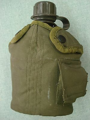 Dutch Made US Army Style Canteen, Cover & Cup Niet Verwarmen KL 90