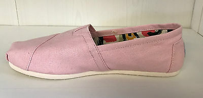 TOMS classic - pink icing