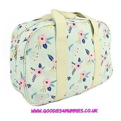 Elena Pre Packed Maternity Hospital Changing Mummy Bag With 32 Quality Items