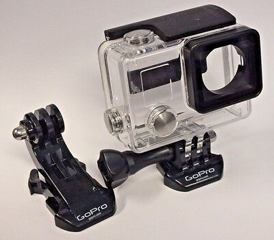 Genuine GoPro HERO3+ Slim Standard Housing Replacement, New Bulk