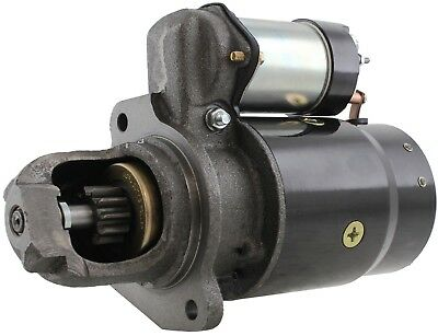 New USA Built Starter for IHC 454/464/I-574 etc 12 Volt 11 Tooth 1109570 1108394