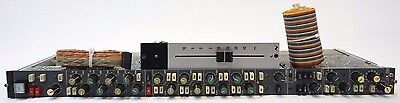 Neve 83007 Fader Strip & Neve 83010 Channel Strip w/ Ribbon Cable