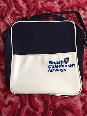 Vintage British Caledonian Bag - Great Condition!