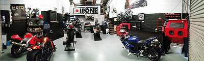 High Profile Motorcycle Dealership, Workshop and Accessories Store for sale