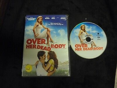 """USED DVD """"Over Her Dead Body"""""""