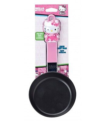 Hello Kitty Mini Frying pan Egg Cooking kitchen tools Pink NEW