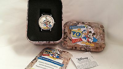 Mickey Mouse Goofy Donald Disney Friends For 70 Years Watch