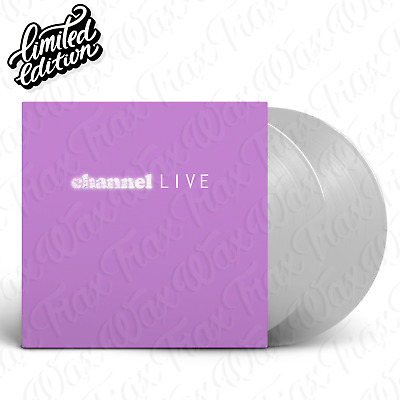 Frank Ocean - Channel Live  [2LP] Vinyl Limited Edition Clear Import SEALED