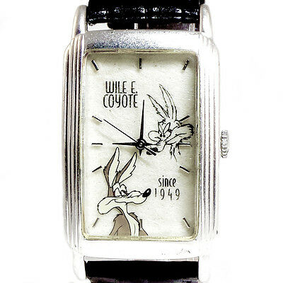Wile Coyote, Birth Of A Legend Rare Fossil Limited Edition Warner Watch 048/3000