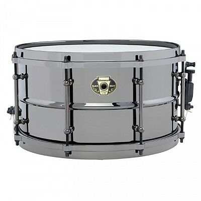Ludwig 13 x 7 Black Magic Snare Drum - LW0713