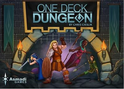 One Deck Dungeon - Strategy Card Game