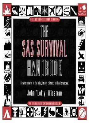 The SAS Survival Handbook By John 'Lofty' Wiseman. 9780002171854