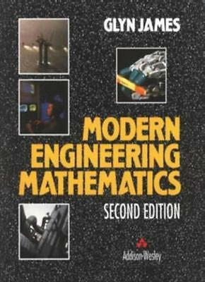 Modern Engineering Mathematics By Prof Glyn James. 9780201877618