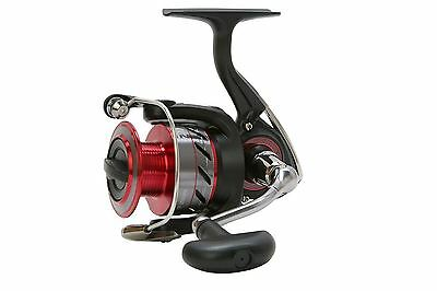 Daiwa NEW Crossfire 4000 Black Red Limited Edition Fishing Reel - CF4000RB