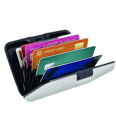 New Rfid And Contactless Credit And Debit Card Protector. Wallet Case Ry865
