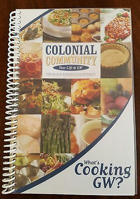 George Washington University Bicentennial Cook Book