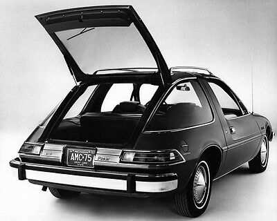 1975 AMC Pacer X ORIGINAL Factory Photo oae2955
