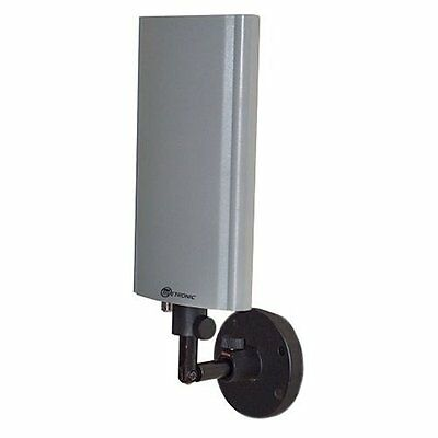 Metronic Antenne UHF (canal 21 a 69) Exterieures TNT Design Extra Plate 415993