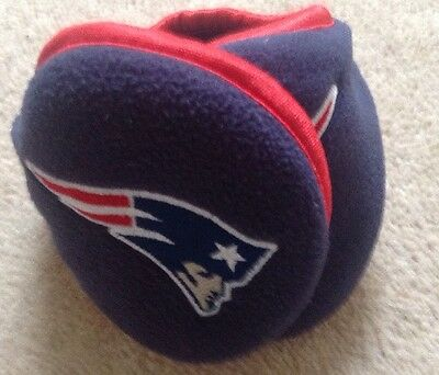 NFL New England Patriots Ear Warmers Girls / Boys