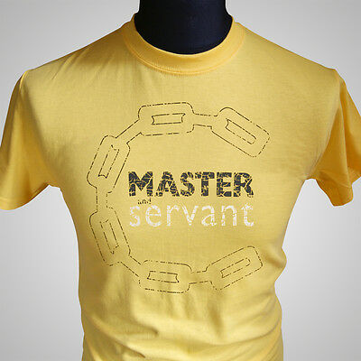 Depeche Mode Master and Servant Retro Music T Shirt 80's Vintage Hipster