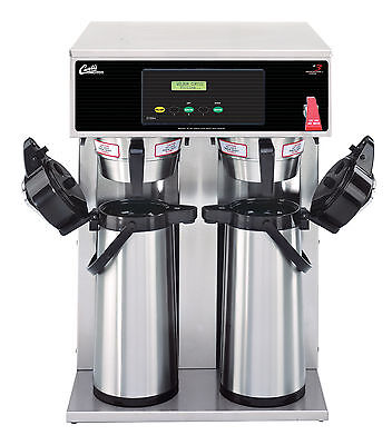 Wilbur Curtis D1000GT Dual Airpot Commercial Coffee Brewer