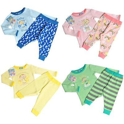 Zippy Baby Pyjama Sleep Nightwear Toddler Boy Girl Unisex Cloudbabies 6m–3 years