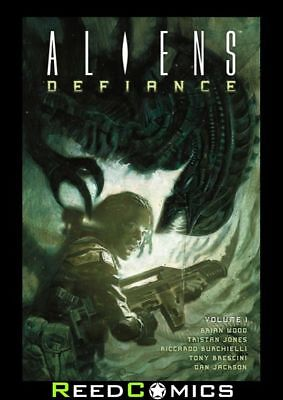 ALIENS DEFIANCE VOLUME 1 GRAPHIC NOVEL New Paperback Collects Issues #1-6