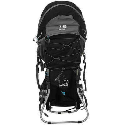 Karrimor Papoose baby carry backpack