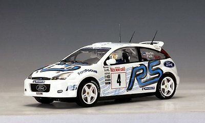 AutoArt 14511 Slotcar 1:24 Ford Focus RS WRC 2003 #1
