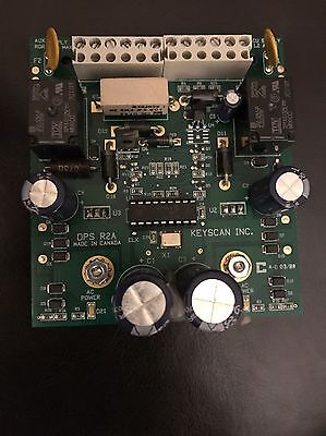 Keyscan DPS R2A Power Supply Board for badge access