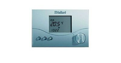 Vaillant VRT 360 Wired Programmable Room Thermostat. 0020010842 *RARE NEW ITEM*