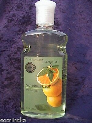 Bath & Body Works Douchegel Citrus Basil Shower Gel 295 ml